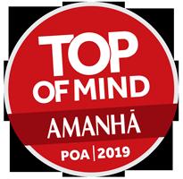 Logo Top of mind POA-2019